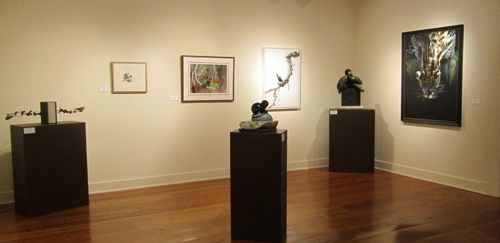 SAA 53rd Annual Tour at the Hiram Blauvelt Art Museum