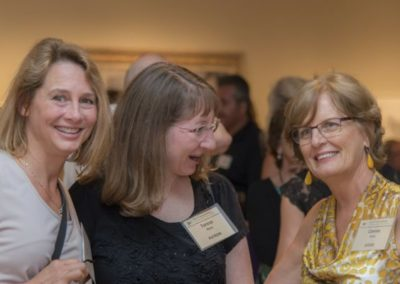 Kim Diment, Teresa Rives and Connie Morhman
