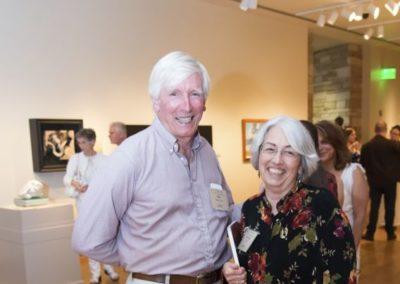 Allen Blagden and Rosetta