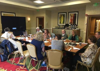 SAA Board Meeting in Houston, TX