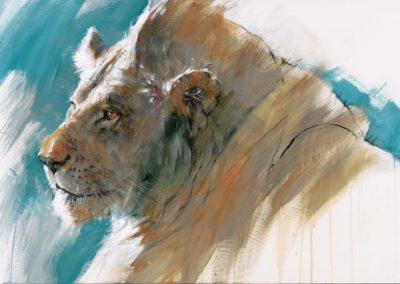 London, A. E. - Lion Of Tanzania