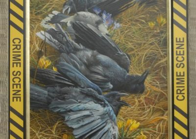 Pitcher, John Charles - A Murder Of Crows