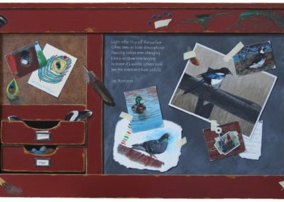Stommes, Jan McAllister - Trompe l'Oeil Series The Art Of Iridescence