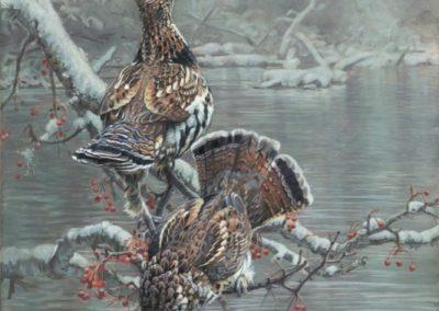 Diment, Kim Rae - A Pair In A Partridge Tree