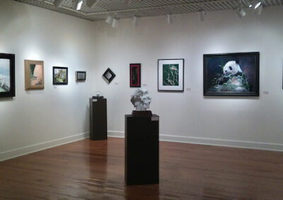 SAA 2020 Exhibition at the Hiram Blauvelt Art Museum